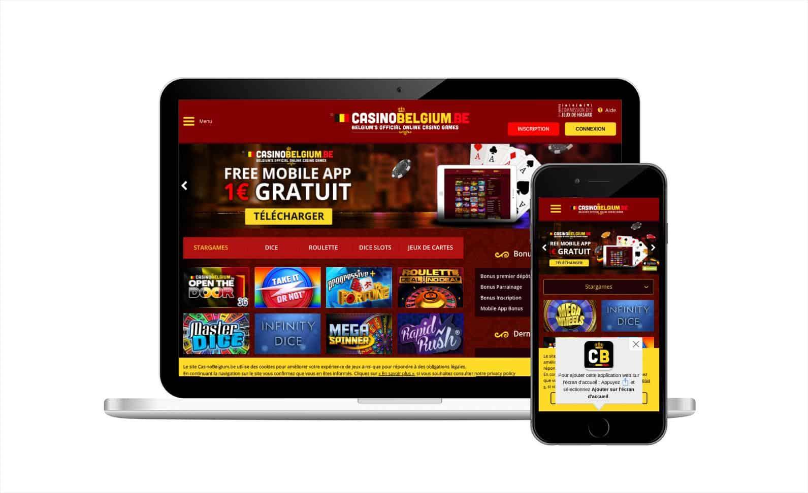 Casino Belgium
